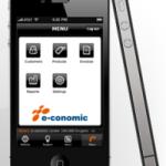 e-conomic på din telefon