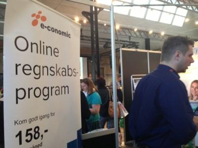 e-conomic til iværk og vækst