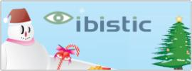 ibistic julelogo