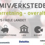 Ivaekst og Deloitte kurser for iværksættere