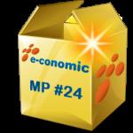 e-conomic forbedringer - Markedspakke 24